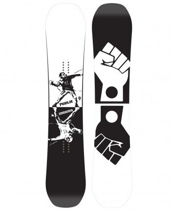YES SNOWBOARD THE PUBLIC - LM BOARD STORE