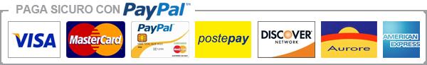 Pagamenti sicuri con circuito PayPal LM Board Store