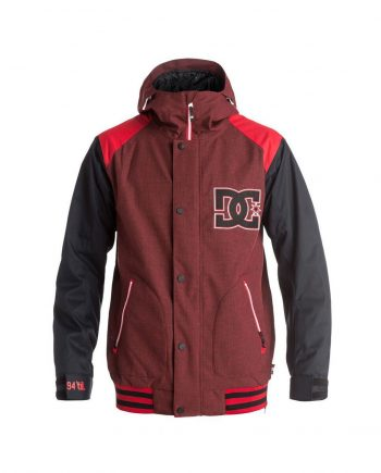 DC SHOES JACKET DCLA RQR0 - LM BOARD STORE