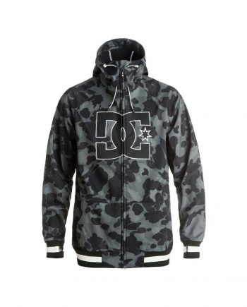 DC SHOES JACKET SPECTRUM KPF6 - LM BOARD STORE