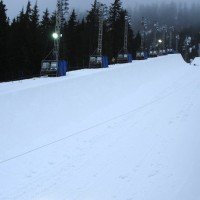 INAUGURAZIONE PIETROPOLI VANCOUVER OLIMPIADI LM SNOWBOARD STORE