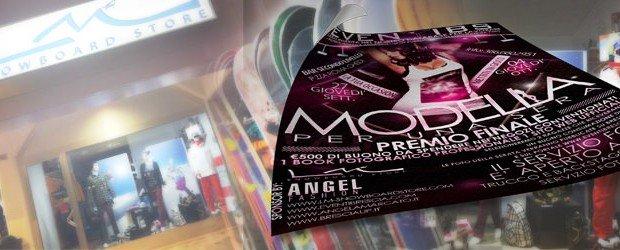 LM Snowboard Store Modella per una sera