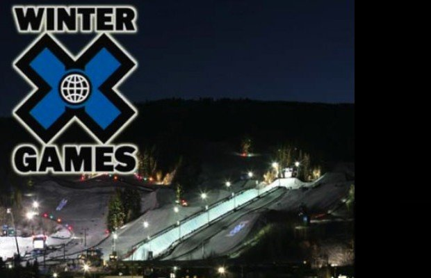 X GAMES LIVE ASPEN 2014 - LM SNOWBOARD STORE