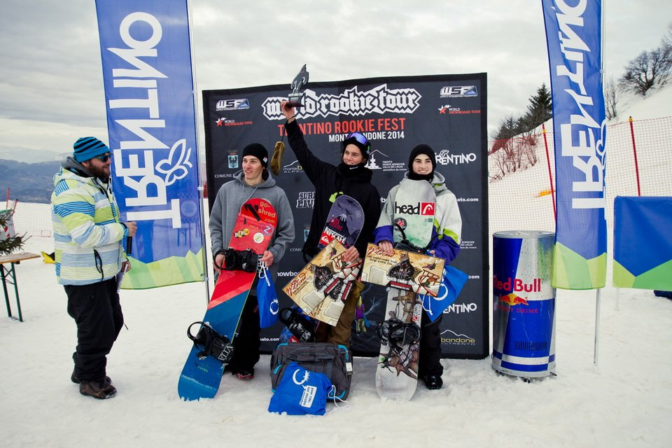TRENTINO ROOKIE FEST - LM SNOWBOARD STORE