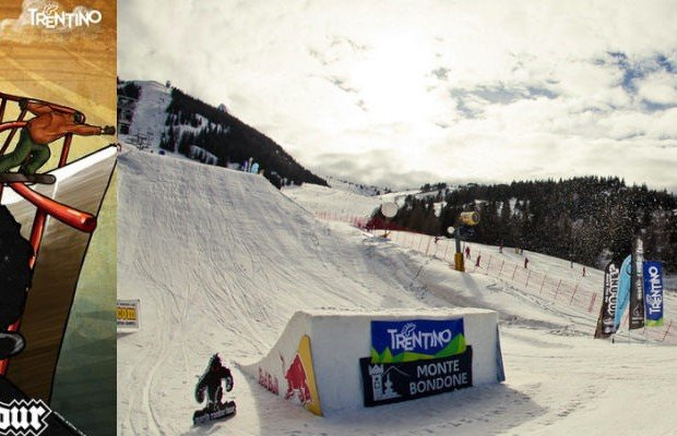 TRENTINO WORLD ROOKIE FEST - LM SNOWBOARD STORE