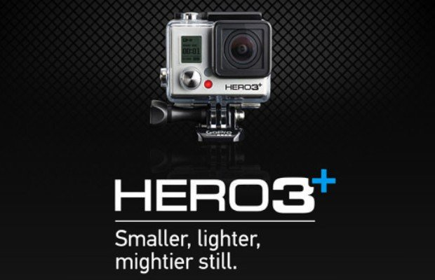GOPRO HERO 3+ - LM SNOWBOARD STORE