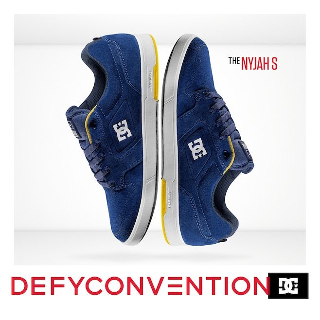 DC SHOES NYJAH HUSTON - LM BOARD STORE