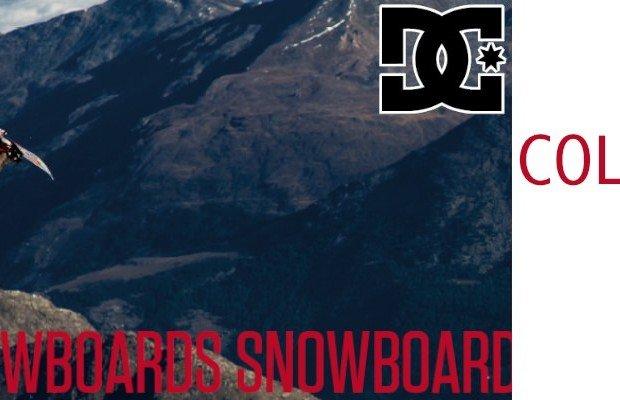DC SHOES SNOWBOARD NUOVA COLLEZIONE STAGIONE 2015 - LM BOARD STORE