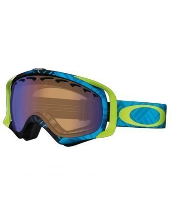 OAKLEY CROWBAR BRAIDED BLUE W:BLUE IRIDIUM - LM BOARD STORE