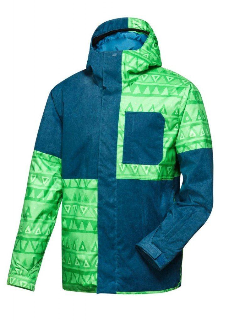 QUIKSILVER GIACCA SNOW REYN – LM BOARD STORE