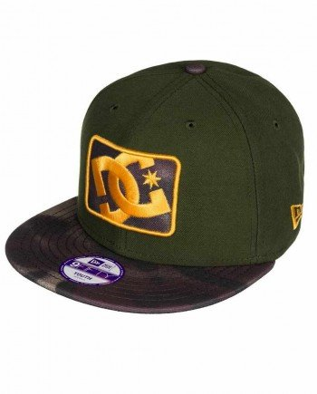DC SHOES CAP BUZZCUT CAMO - LM BOARD STORE