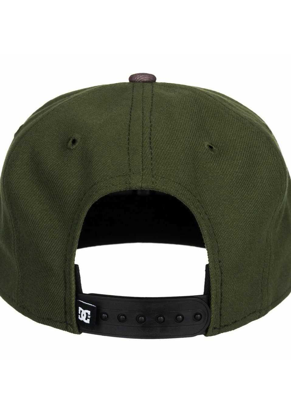 DC SHOES CAP BUZZCUT CAMO RETRO - LM BOARD STORE