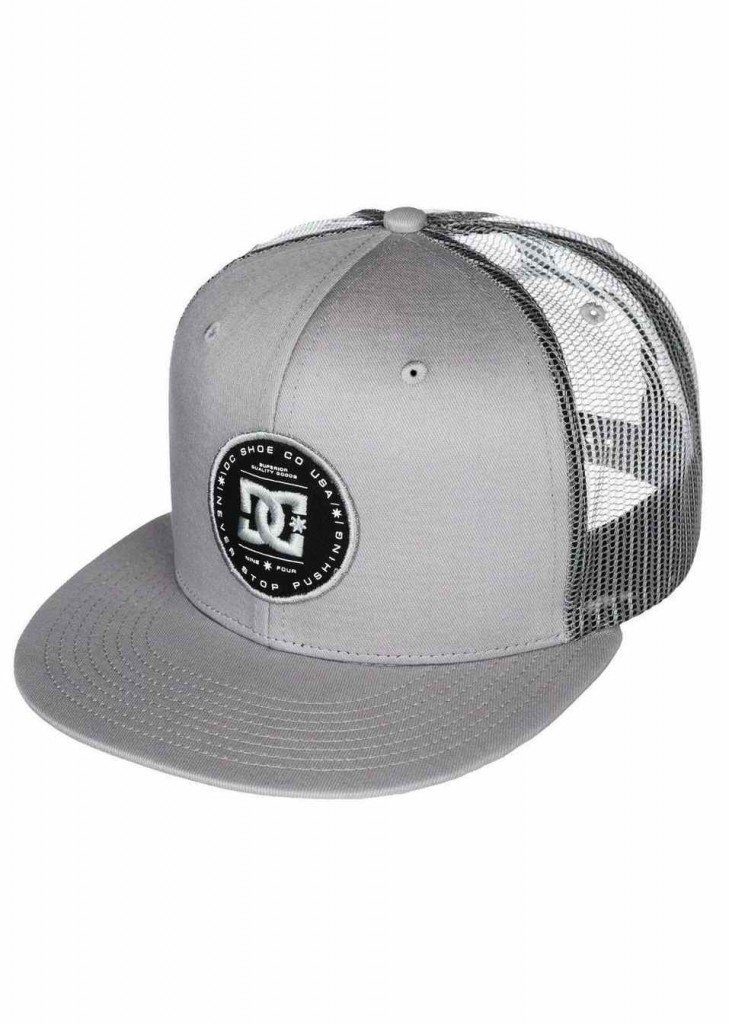 DC SHOES CAP DAXBREAD GREY – LM BOARD STORE