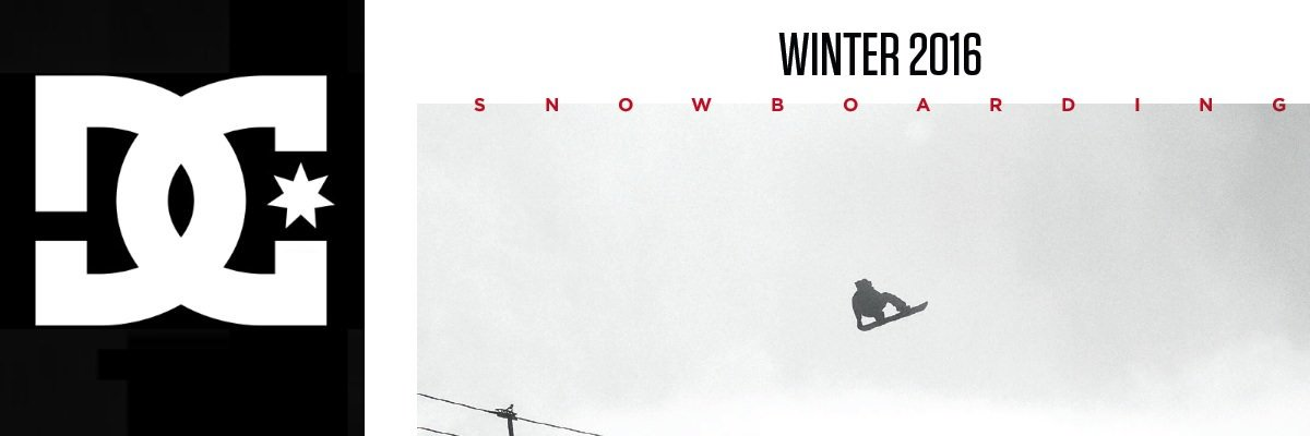 DC SHOES CATALOGO SNOWBOARD 2015 2016 - LM BOARD STORE