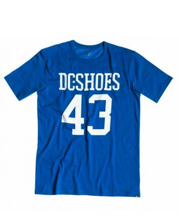 DC SHOES TSHIRT NUMBERS - LM BOARD STORE