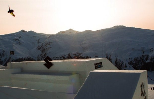 LIVIGNO CAMP SNOWBOARD FINE STAGIONE 2015 - LM BOARD STORE