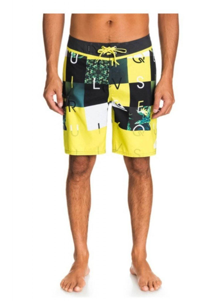 QUIKSILVER BSHORT CHECKMATE – LM BOARD STORE