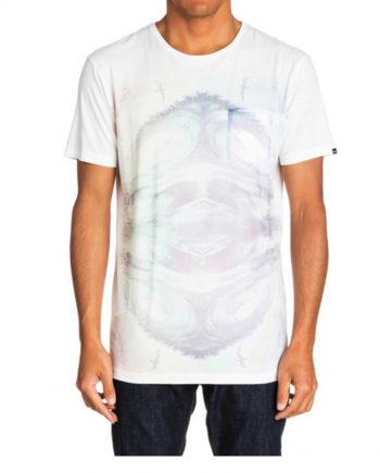 QUIKSILVER TSHIRT GARMENT DYED POCK DOUBLE - LM BOARD STORE
