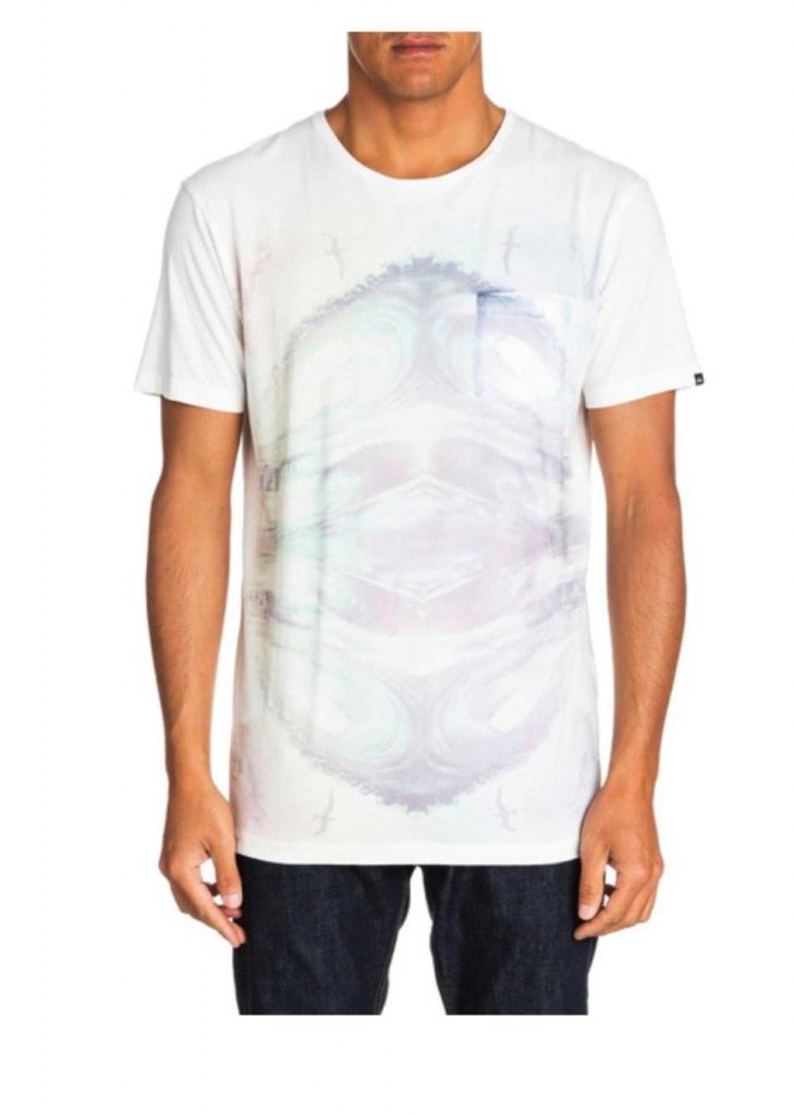 QUIKSILVER TSHIRT GARMENT DYED POCK DOUBLE – LM BOARD STORE