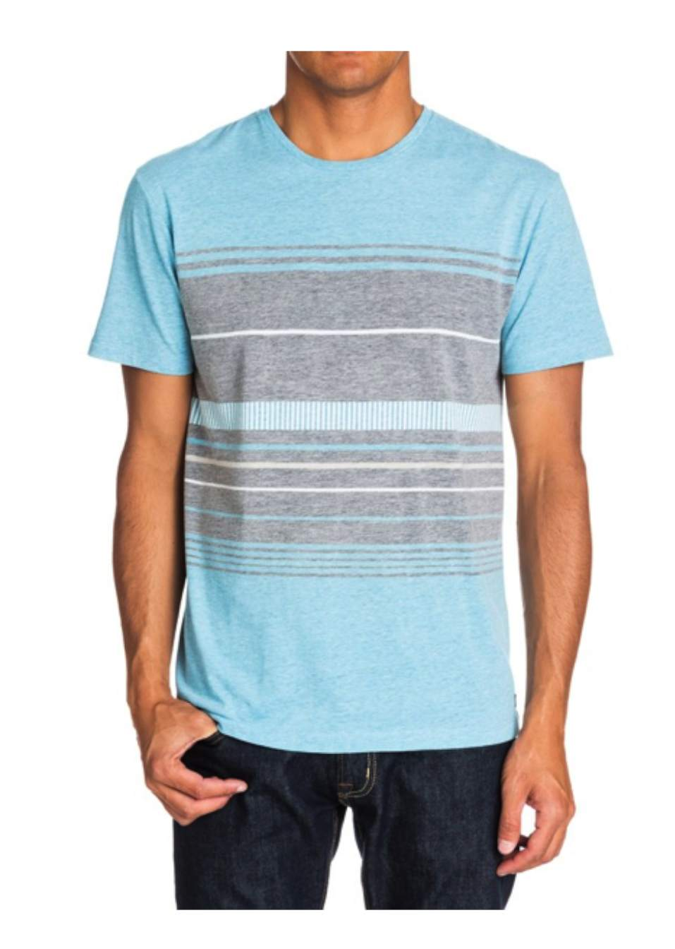 QUIKSILVER TSHIRT LEWIS - LM BOARD STORE