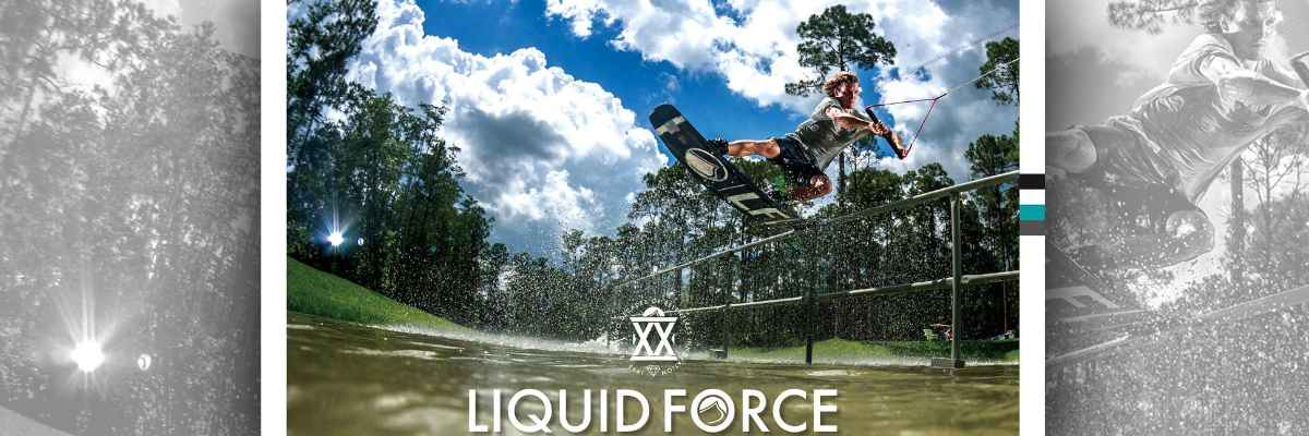 LIQUID FORCE WAKEBOARD LM BOARD STORE