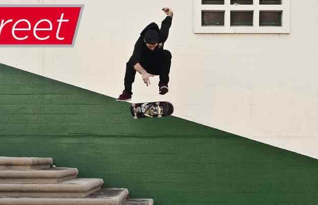 MIKE MO CAPALDI X GAMES 2015 - LM BOARD STORE