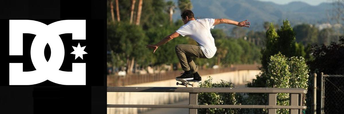 DC SHOES MIKEY TAYLOR SKATEBOARD - LM BOARD STORE