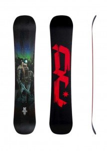 DC SHOES SNOWBOARD MEDIA BLITZ 154 - LM BOARD STORE