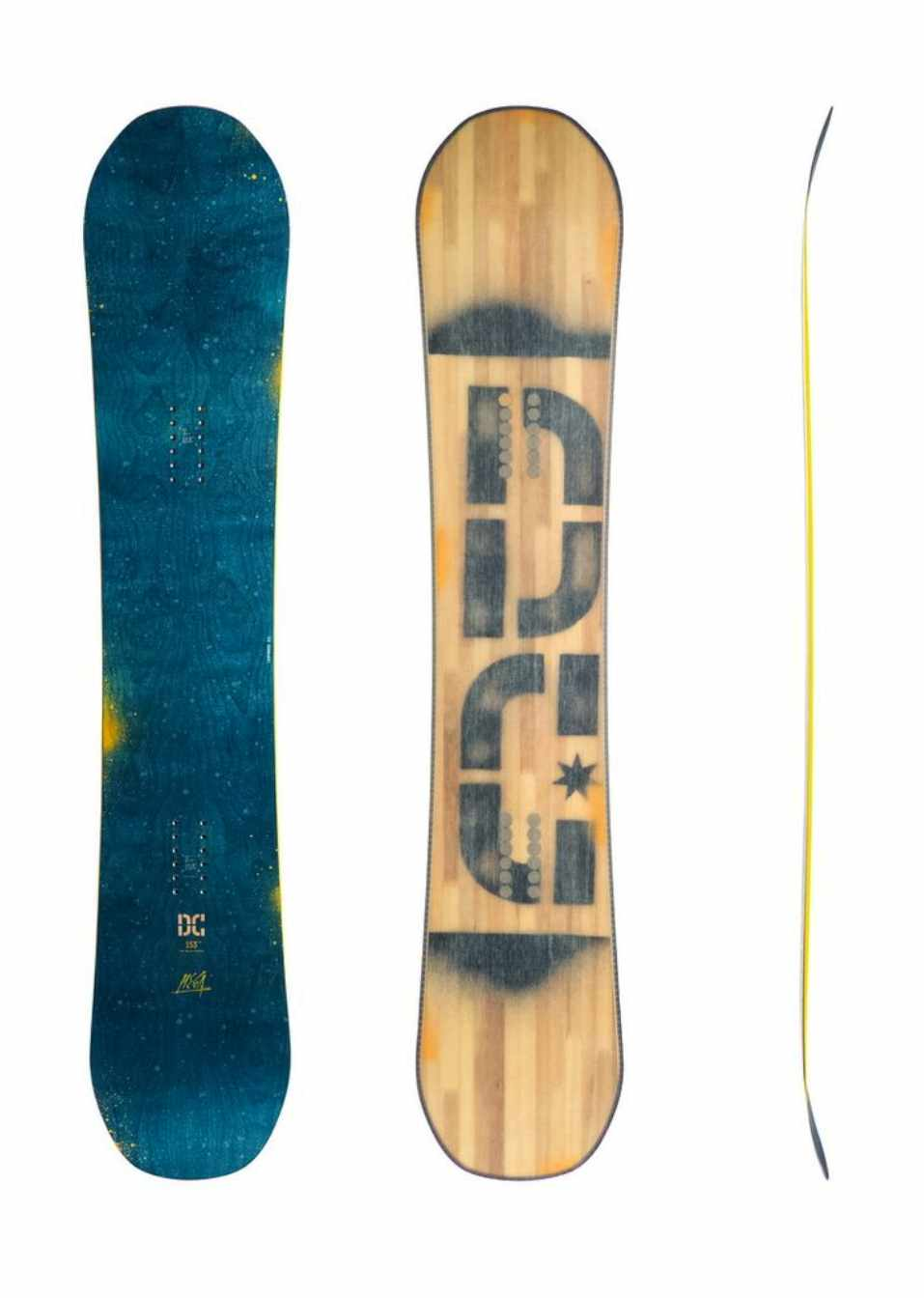 DC SHOES SNOWBOARD MEGA 153 - LM BOARD STORE
