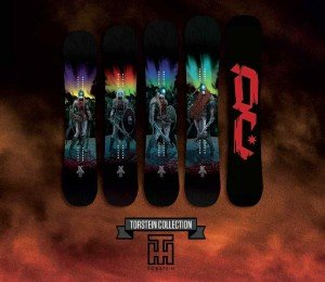DC SHOES TORSTEIN HORGMO COLLECTION - LM BOARD STORE