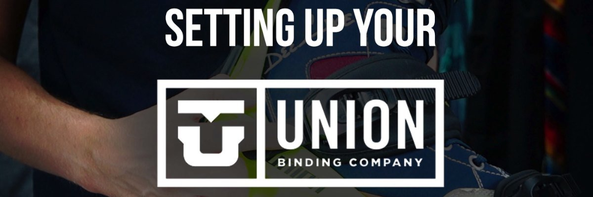 UNION BINDING SNOWBOARD CONTACT - LM BOARD STORE
