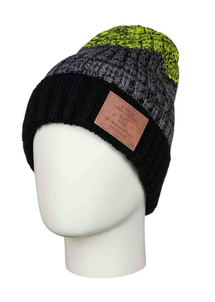 DC SHOES BEANIE IVA KVJ0 – LM BOARD STORE