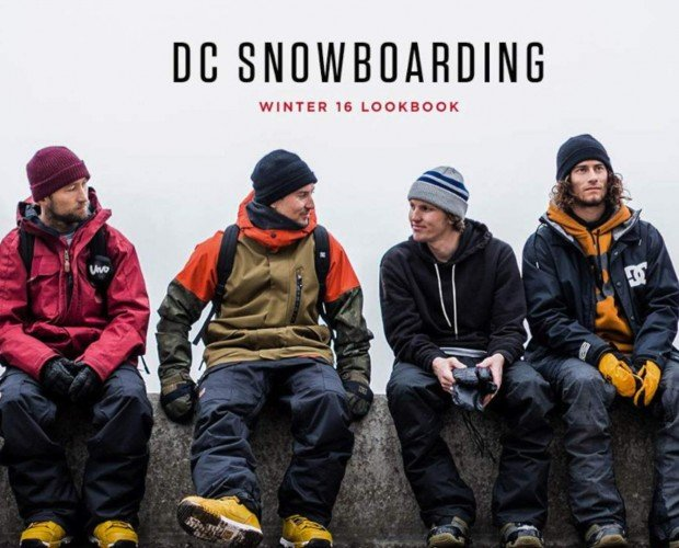DC SNOWBOARDING 2016 - LM BOARD STORE