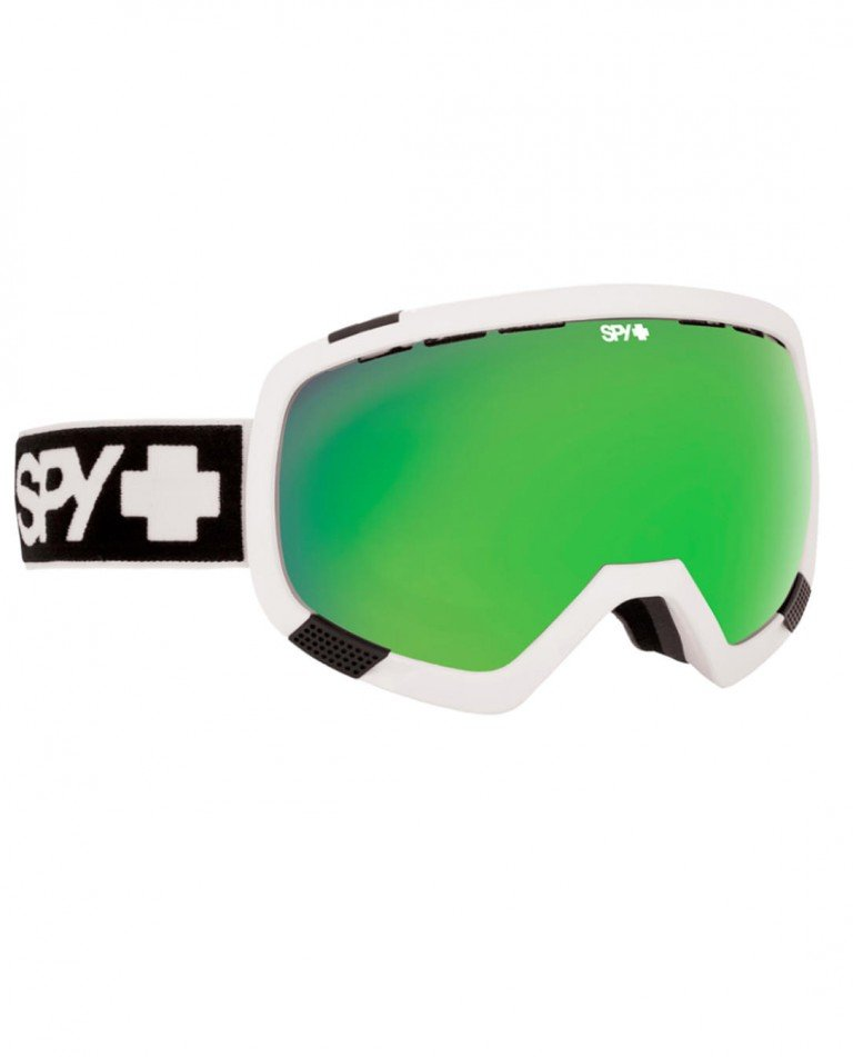 SPY OPTIC MASCHERA PLATOON WHITE – LM BOARD STORE