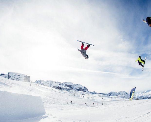SNOWBOARD CAMP LIVIGNO 2017