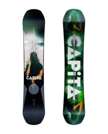 CAPITA DOA 152 SNOWBOARDING