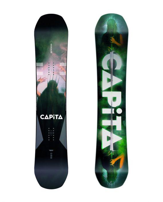 CAPITA DOA 156 SNOWBOARDING