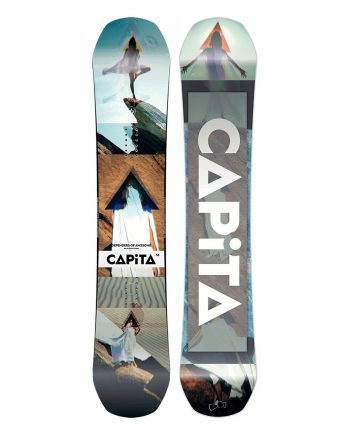 CAPITA DEFENDERS OF AWESOME SNOWBOARDING - LM BOARD STORE
