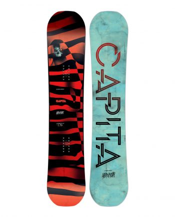 CAPITA SNOWBOARD HORROSCOPE 2017 - LM BOARD STORE