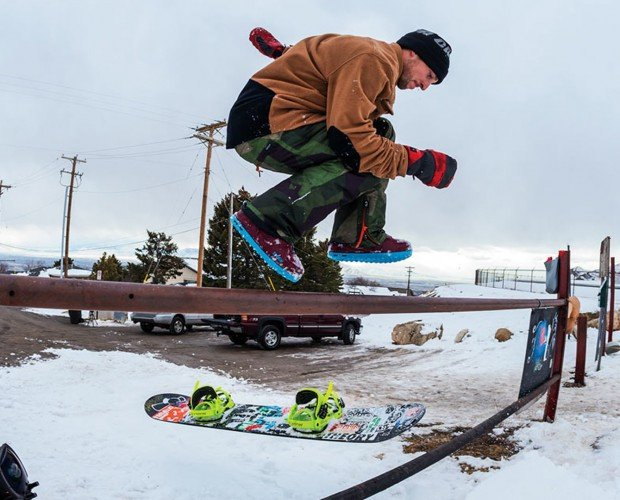 CAPITA SNOWBOARD SCOTT STEVENS - LM BOARD STORE