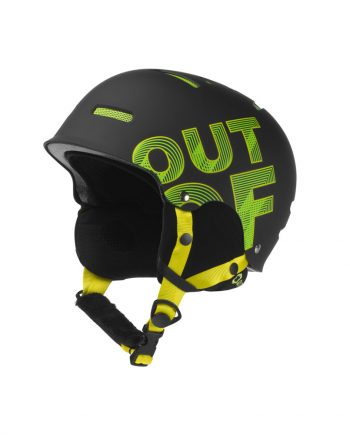OUT OF WIPEOUT BLK GREEN