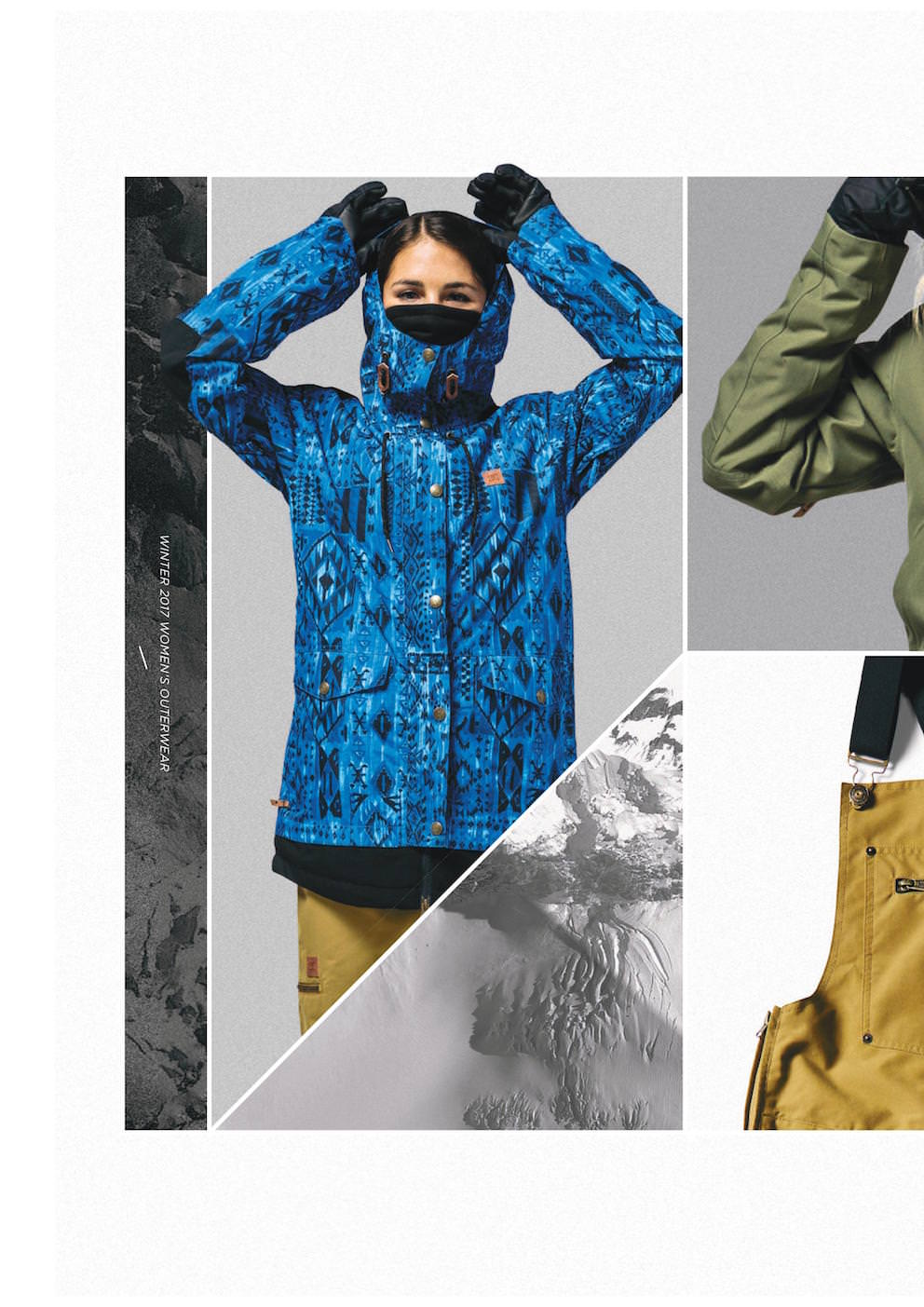 Catalogo DC SHOES SNOWBOARD Outwear 2017 - LM BOARD STORE