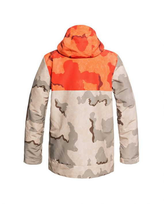 DC SHOES SNOWBOARDING GIACCA DEFY