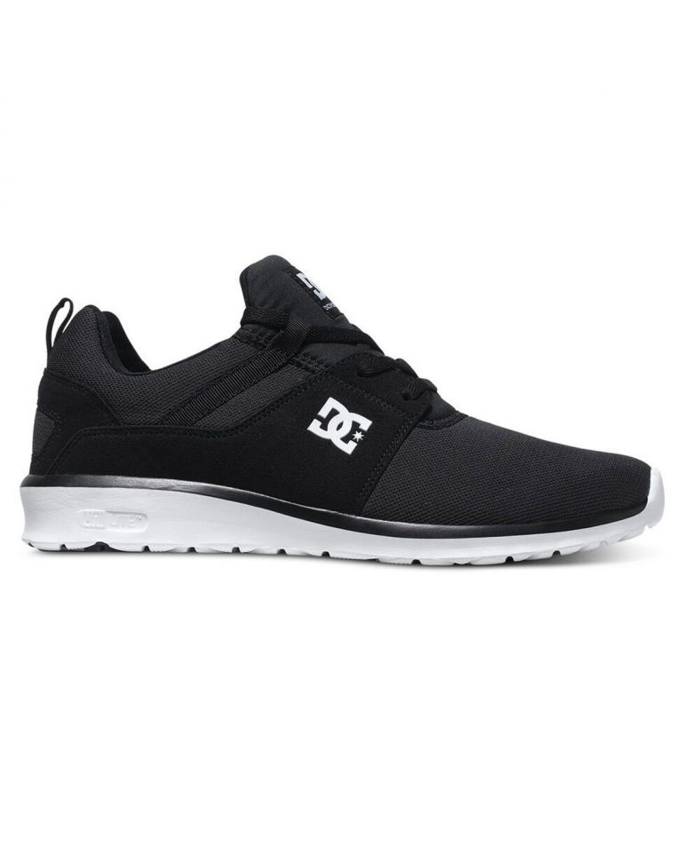 DC SHOES HEATHROW BLK 2017
