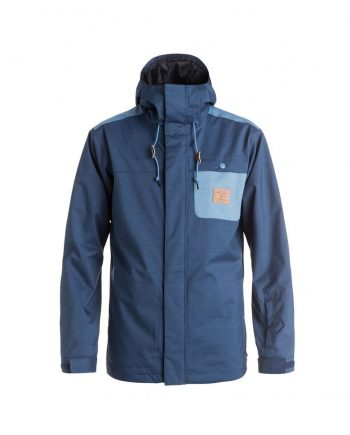 DC SHOES JACKET DELINQUENT BSN0 - LM BOARD STORE