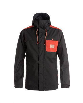 DC SHOES JACKET DELINQUENT KVJ0 - LM BOARD STORE
