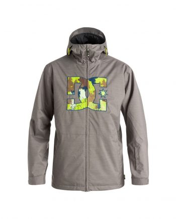 DC SHOES JACKET STORY BEV0 - LM BOARD STORE