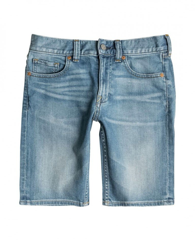 DC SHOES SHORT WASHED STRAIGHT BFMW – LM BOARD STORE