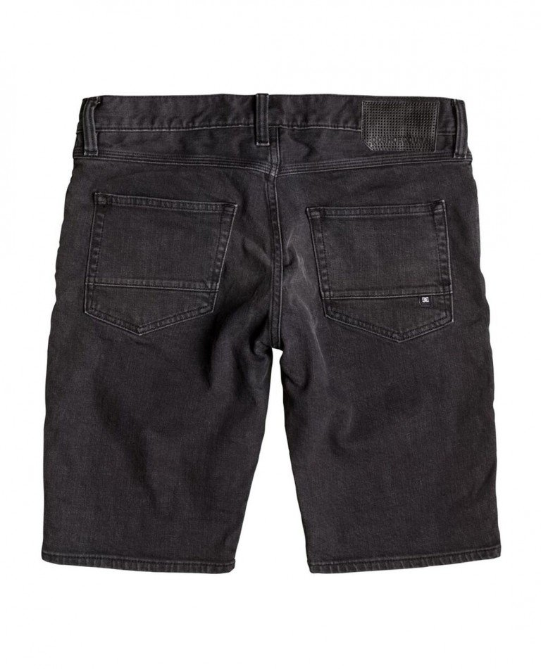 DC SHOES SHORT WASHED STRAIGHT KPVW – LM BOARD STORE