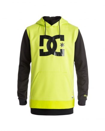 DC SHOES SWEAT DRYDEN 2017 - LM BOARD STORE